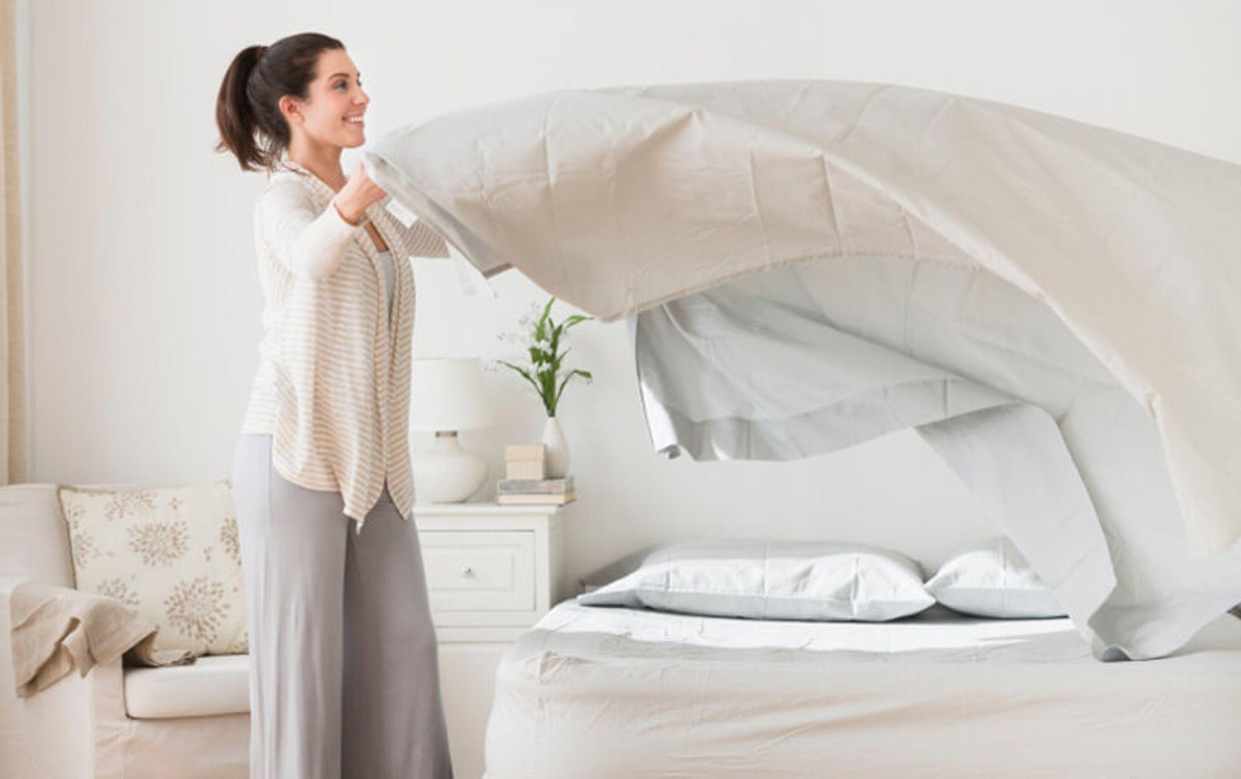 Cách khử mùi và làm thơm nệm tại nhà