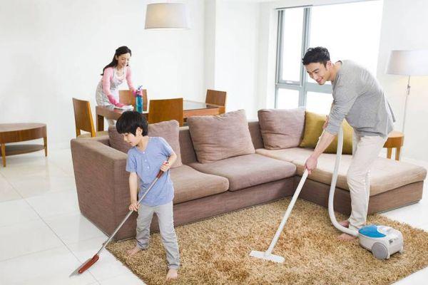 5 Bước Dọn Dẹp Nhà Cửa