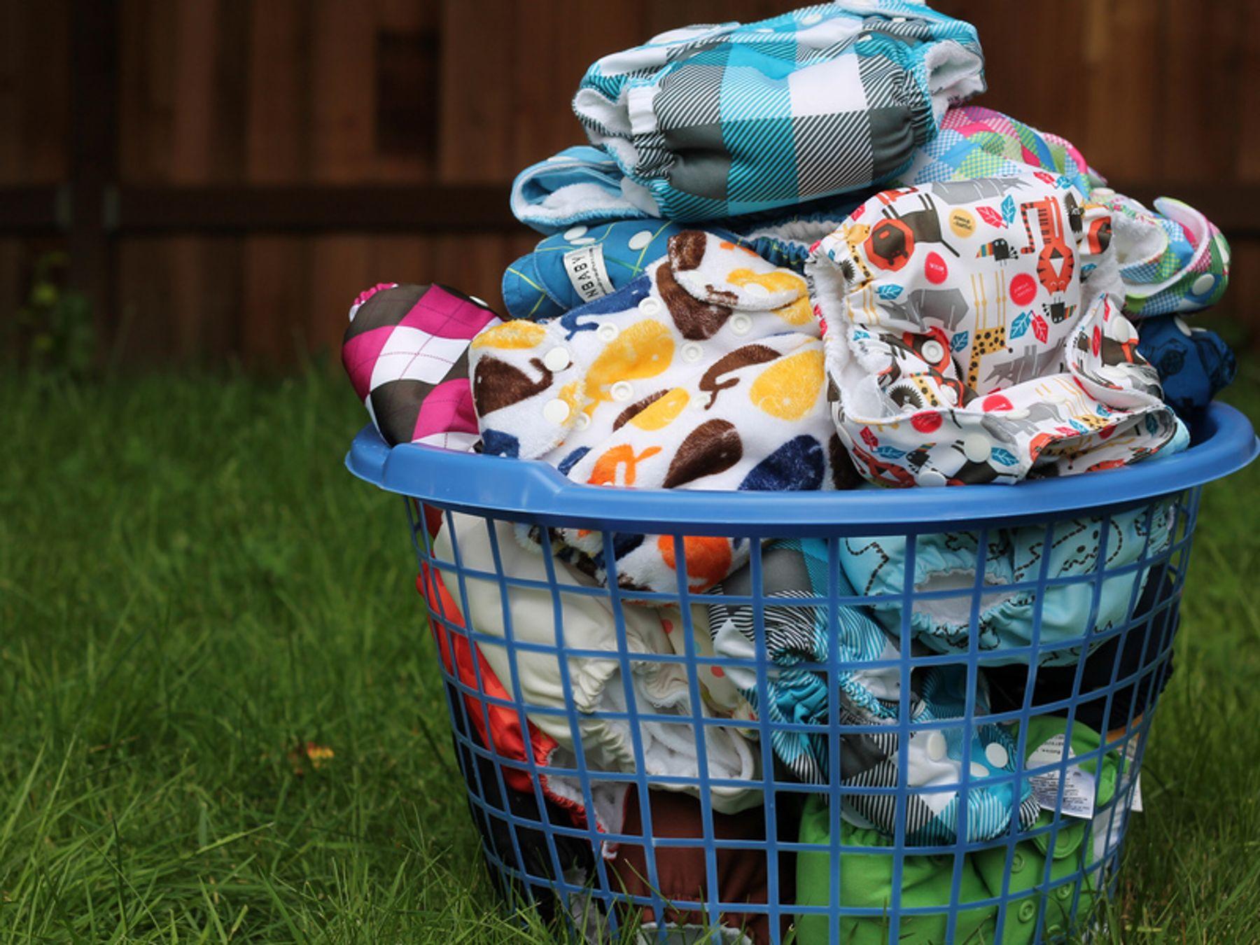 Tã vải giặt được bao nhiêu lần