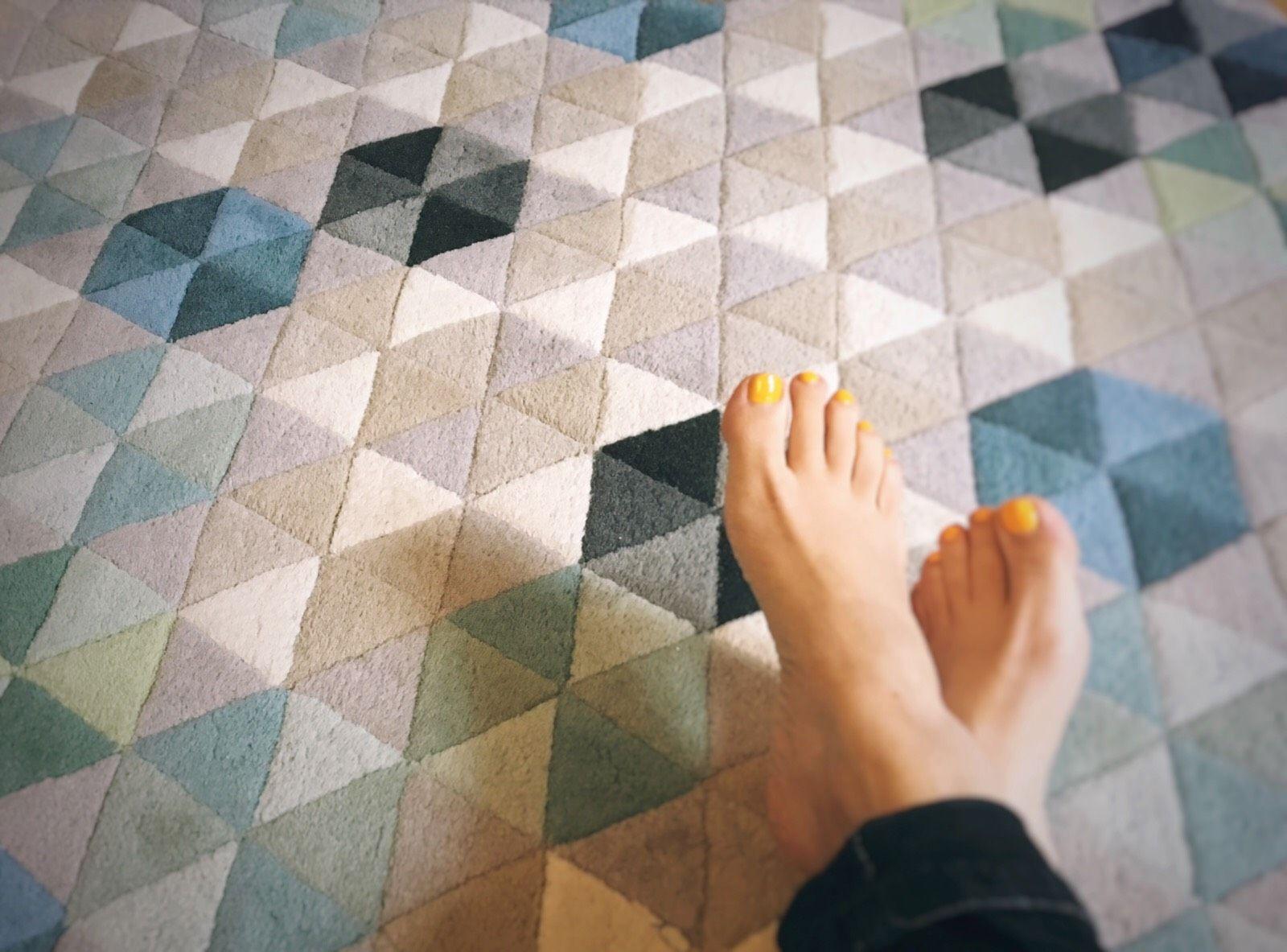 Cómo limpiar alfombras sintéticas