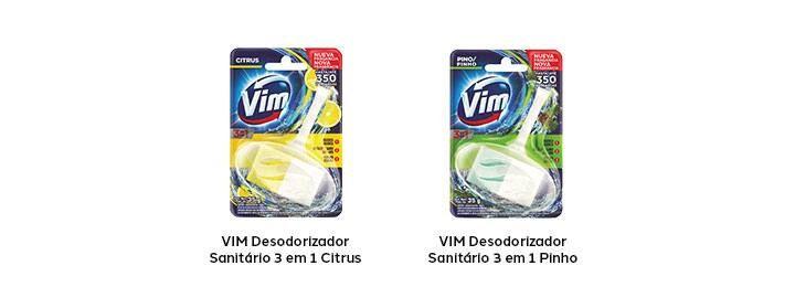VIM Desodorizador Sanitário