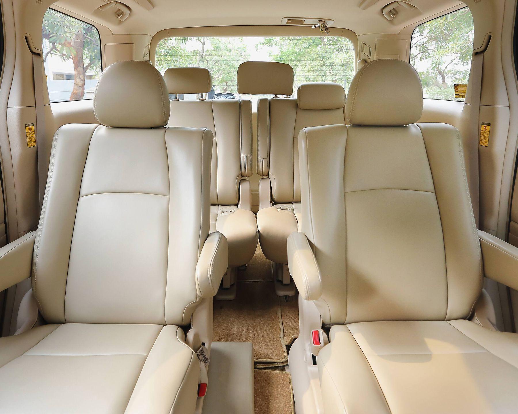 sai lầm nên tránh khi khử mùi xe hơi