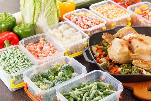 Thời gian sử dụng hộp nhựa đựng thực phẩm