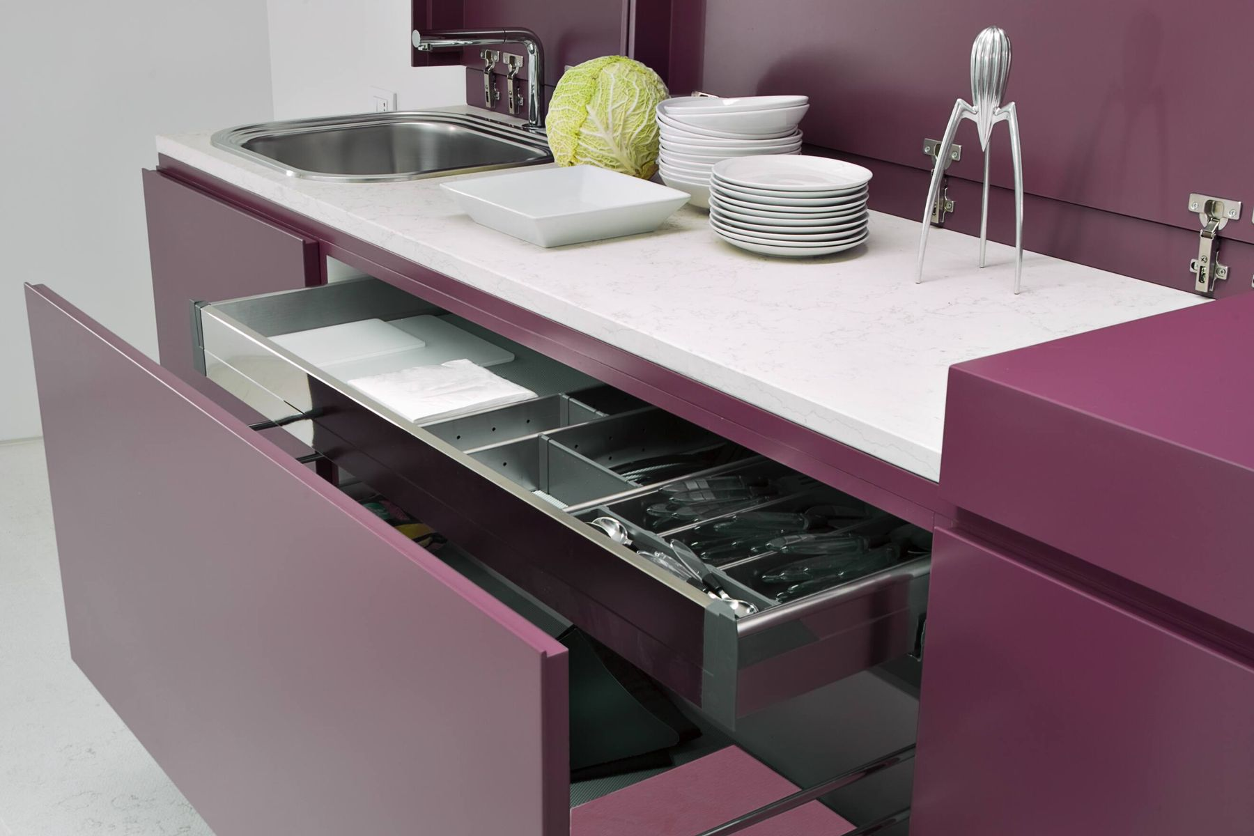 How to Deep-Clean Your Kitchen Drawers and