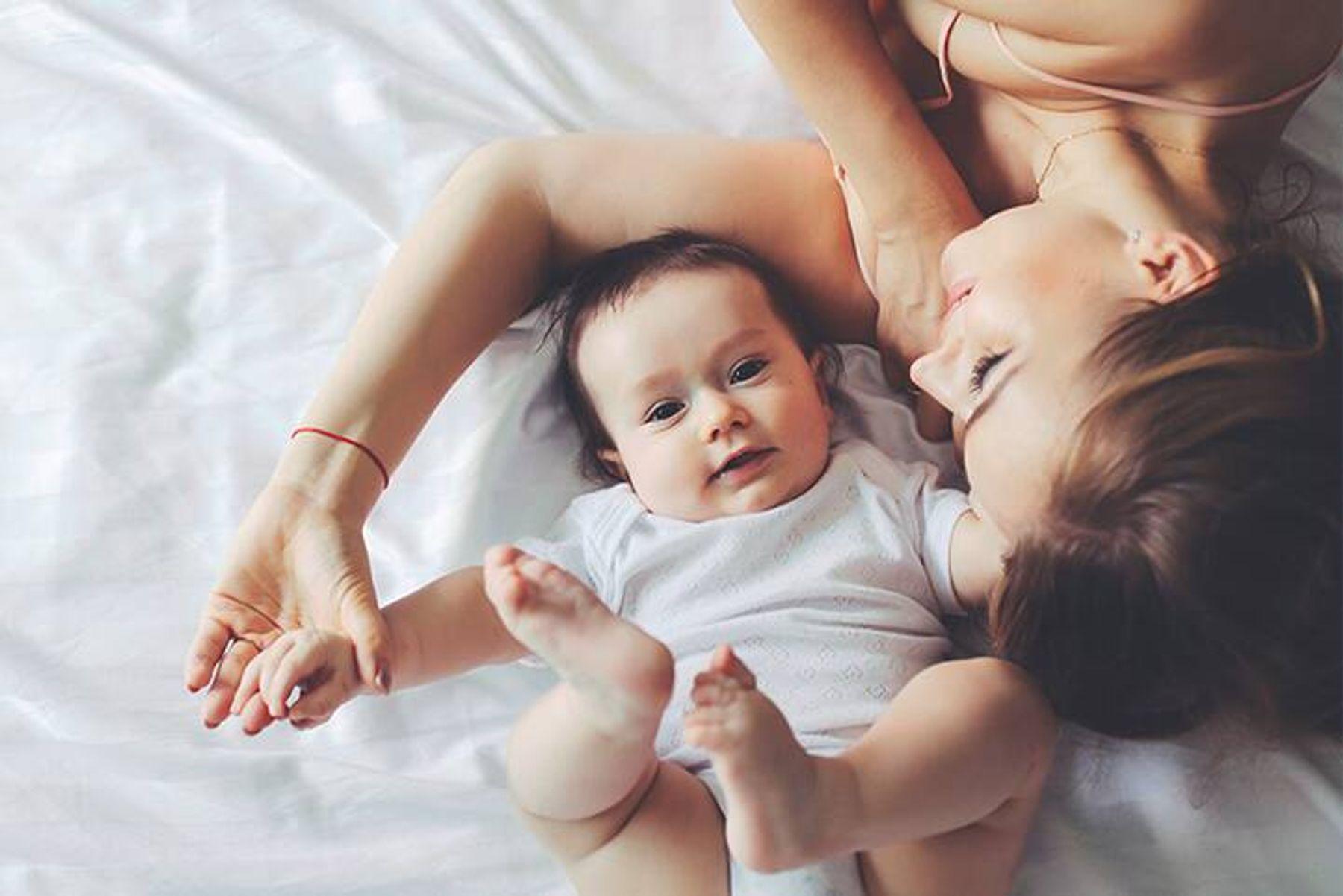 khăn sữa cho bé