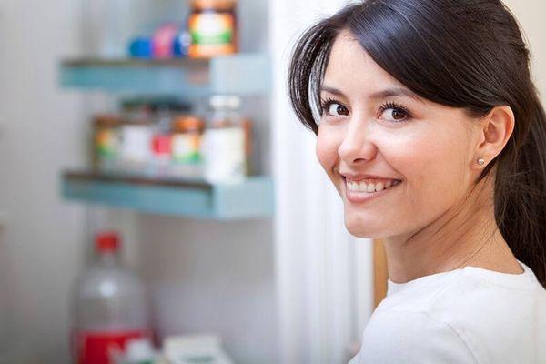 4 Bước đánh bay mùi tanh cá trong tủ lạnh hiệu quả