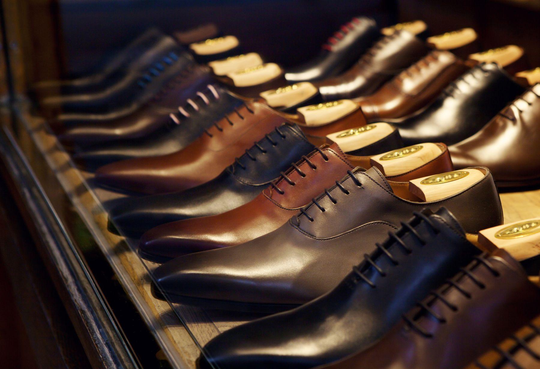 Deri ayakkabı bakımı ve temizliği