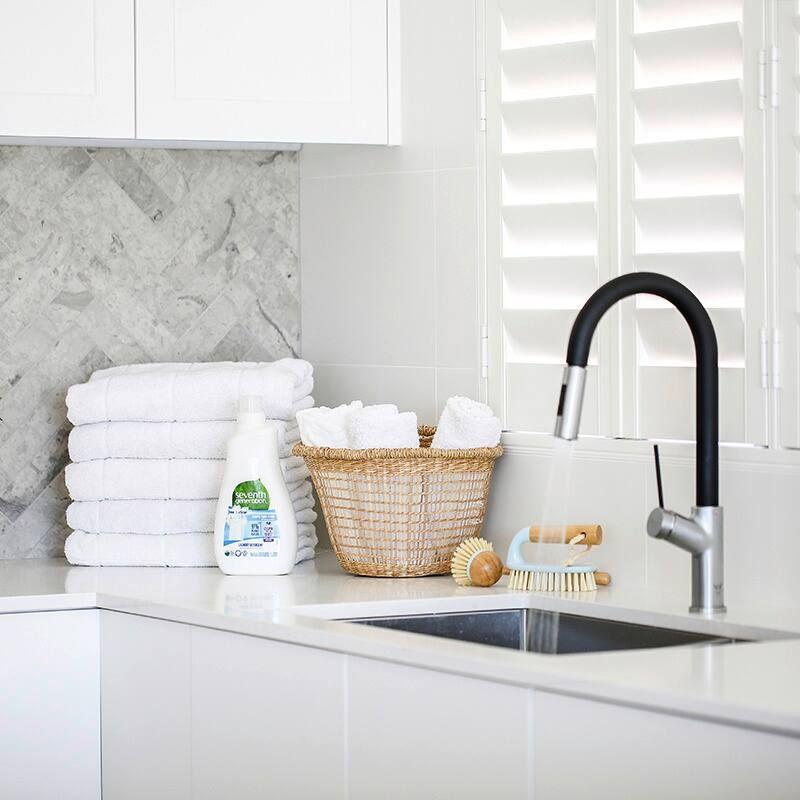 sắp xếp nhà bếp theo phong thủy cần lưu ý vị trí đặt bồn rửa