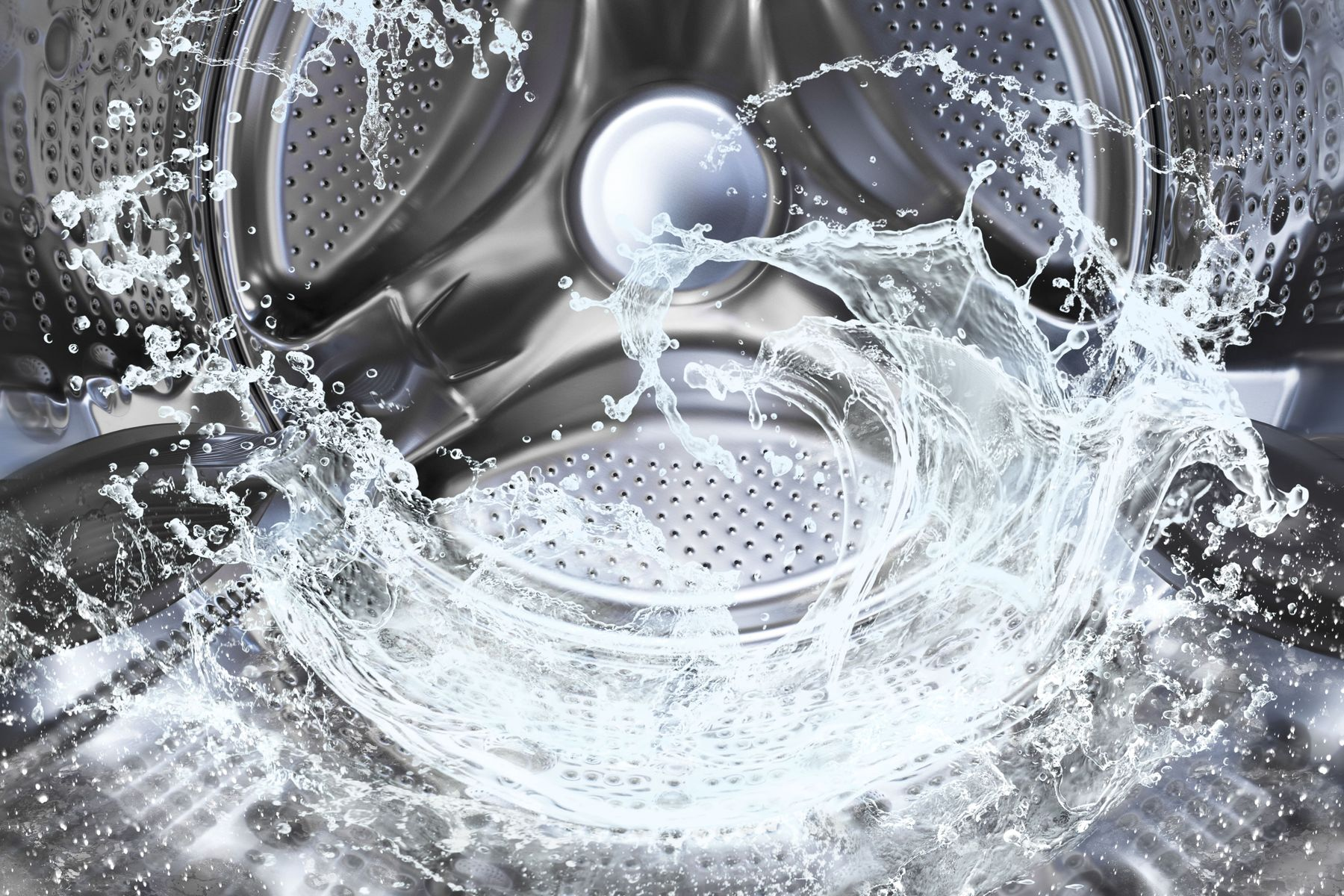 Sai lầm khi vệ sinh máy giặt chắc chắn bạn đang mắc phải