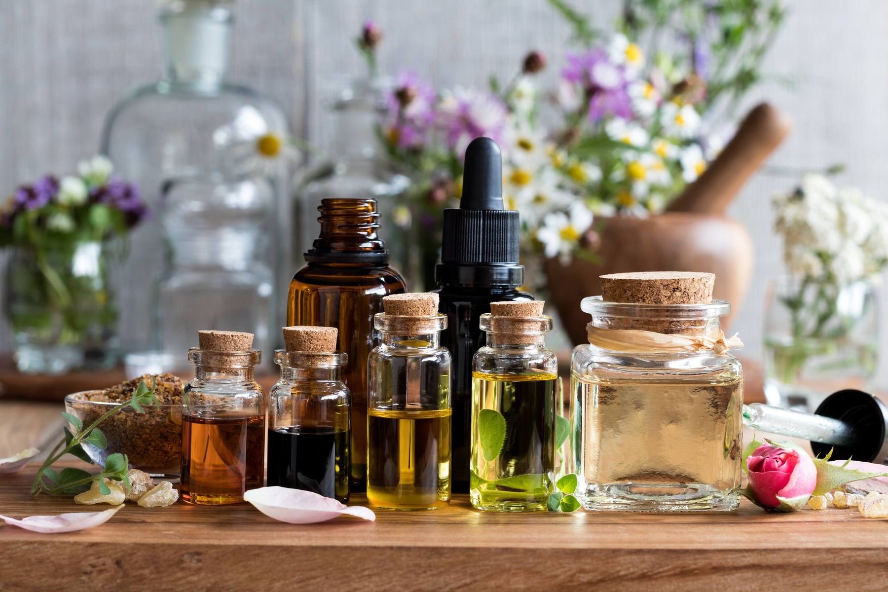 How to use essential oils around the home
