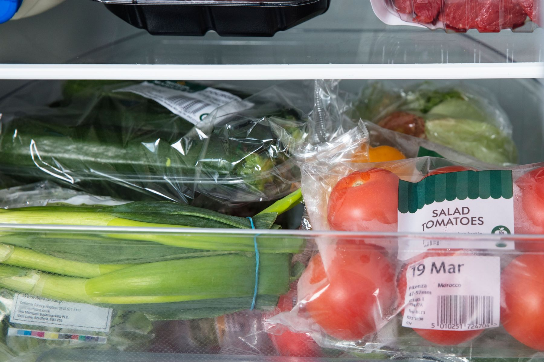 Bạn nên bảo quản rau củ trong tủ lạnh bao lâu để sử dụng an toàn
