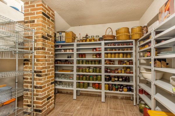Handy tips for organising your storeroom