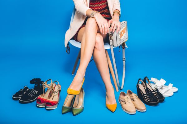 Nguyên nhân khiến giày bị hôi dù thường xuyên được giặt sạch