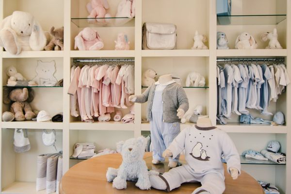 How to Store your Baby's Clothes | Get Set Clean