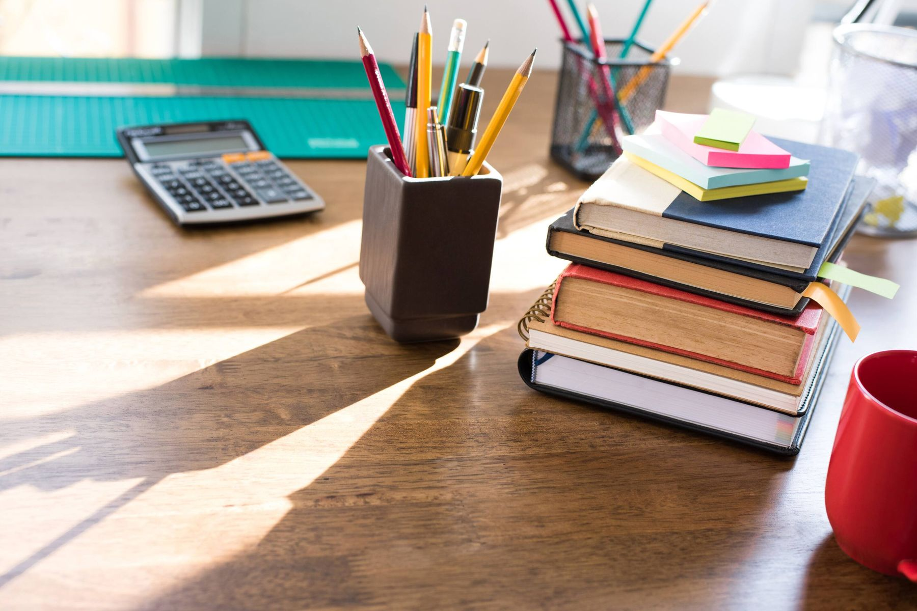Did your child drop ink in her pen-holder? Here's how to clean up