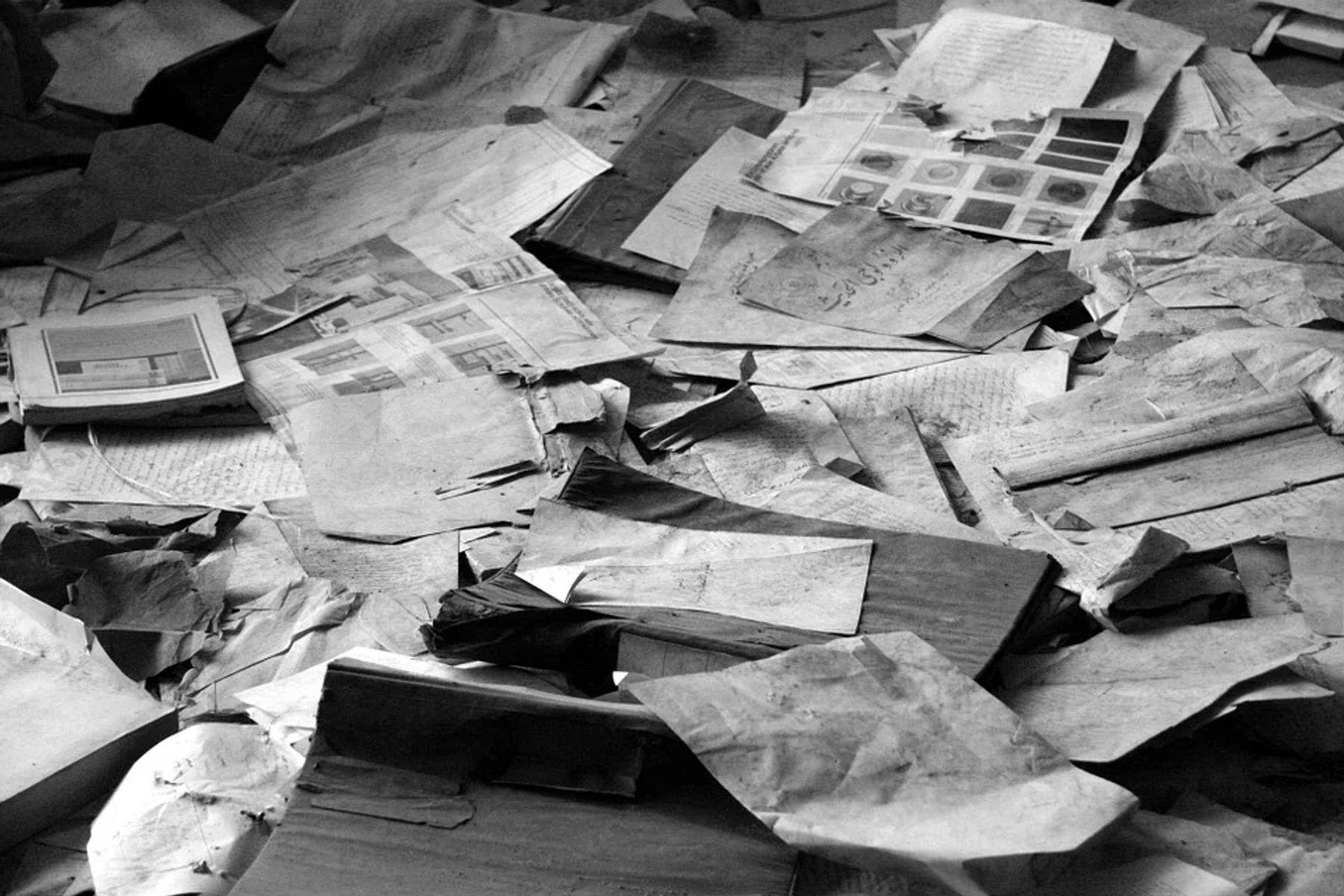 Các phương pháp tái chế xử lý giấy