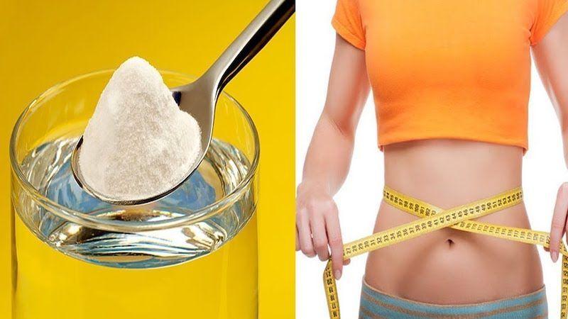 Baking soda giảm cân