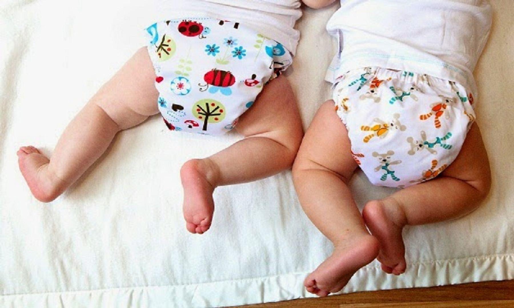 Tã vải cho trẻ sơ sinh