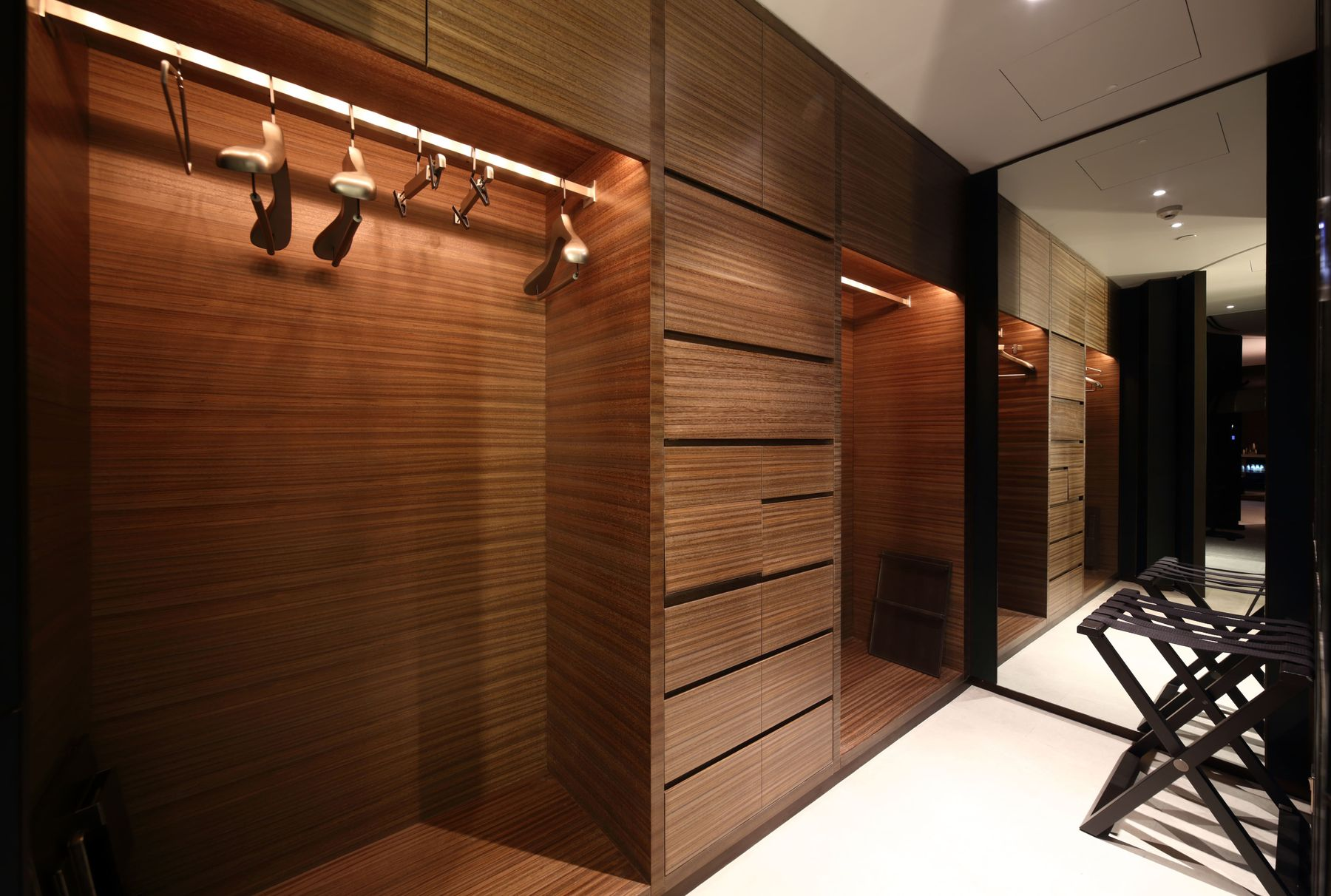 Cover Cabinets with Wood